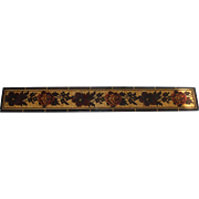 A Fine 19th Century Tunbridgeware Ruler