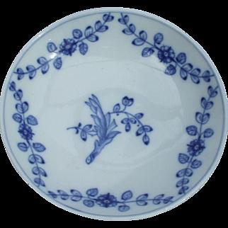 Fine Meissen Saucer in Festoon pattern Circa 1870