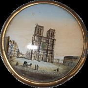 Wonderful 19thc Parisien Dragee Box