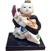 Japanese Hakata Doll and Box