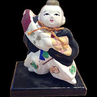 Japanese Hakata Doll and Box
