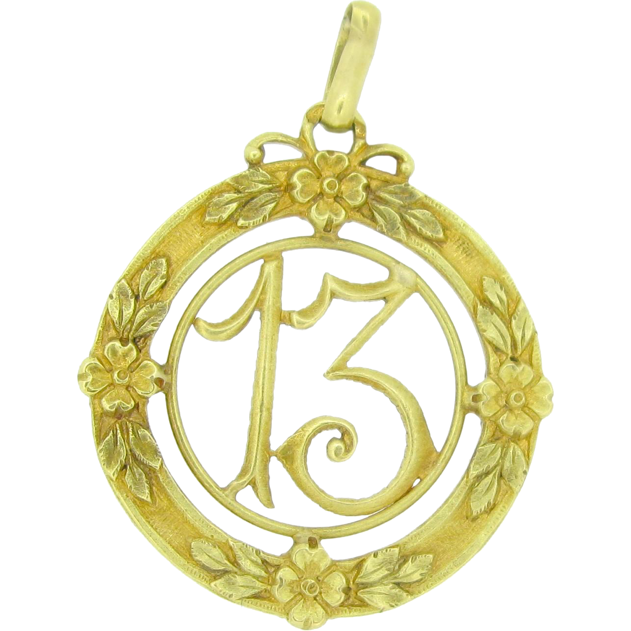 Antique French Lucky 13 Charm Or Pendant, 18kt Yellow Gold. Lowest Price Watches. Sandalwood Watches. Banded Engagement Rings. Pink Pearl Necklace. Inlay Pendant. Rose Gold Diamond Band. President Rolex Watches. Kidney Transplant Bracelet