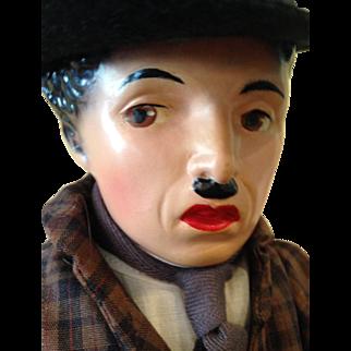 Antique Charlie Chaplin, original