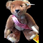 1995 Steiff UFDC convention bear