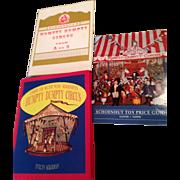 Schoenhut circus reference books