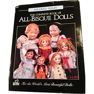 ALL-bisque dolls by Mildred Seeley