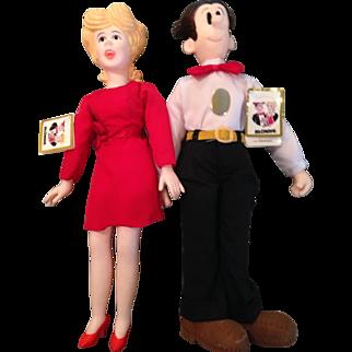 Minty Dagwood & Blondie by presents