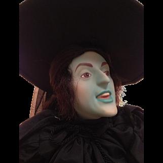 Wicked witch by Franklin mint!