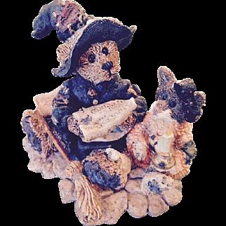 Boyd's Emma, the witchy bear MIB