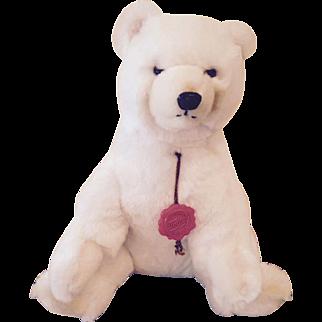 """Free ship, 11"""" Hermann Polar Bear"""