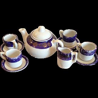 Small German tea set