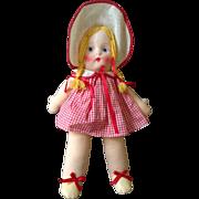 Vintage all original cloth Toddler