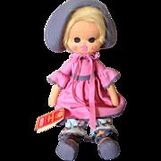 Vintage mint Lenci girl
