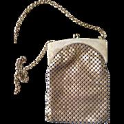 Vintage Whiting& Davis mesh bag
