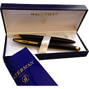 MIB Waterman pen & pencil set