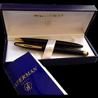 MIB Waterman pen & pencil set