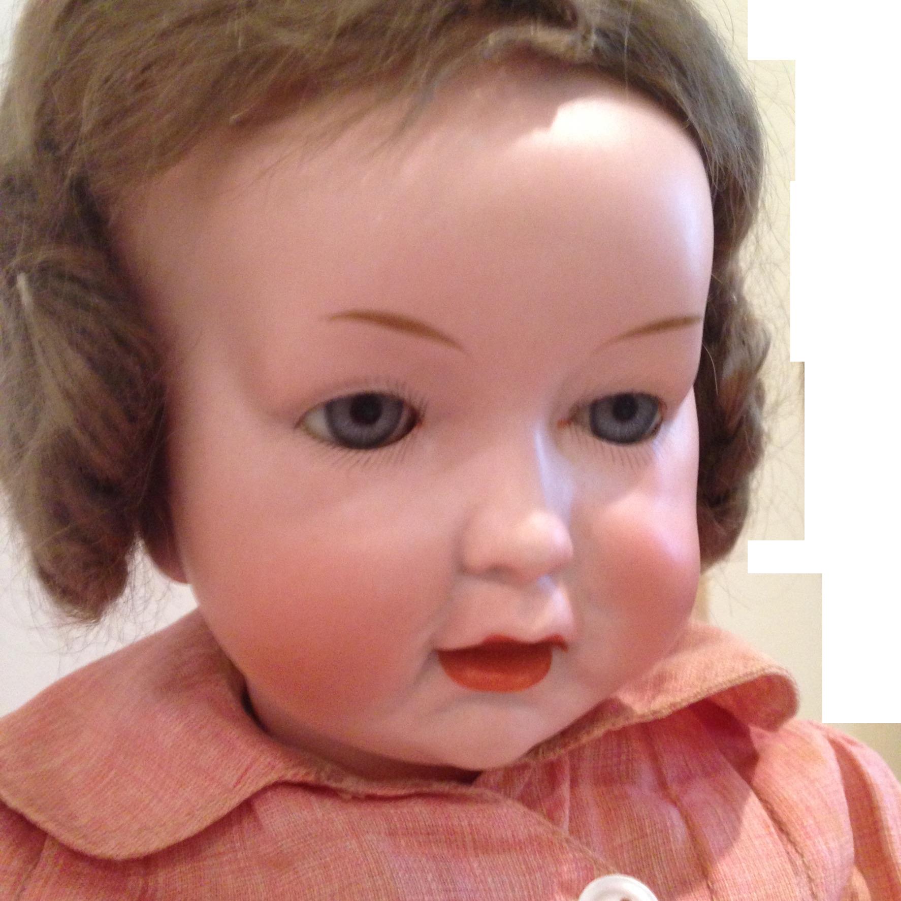 Outstanding German BII character toddler