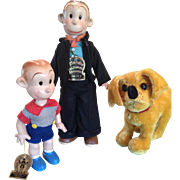 Rarest Knickerbockers Dagwood, baby Dumpling & Daisy