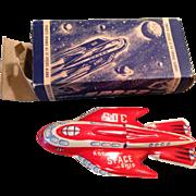 1950's Space Ship 305, original in box