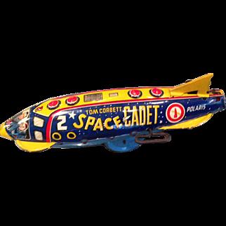 1950's Tom Corbett Space Cadet space ship