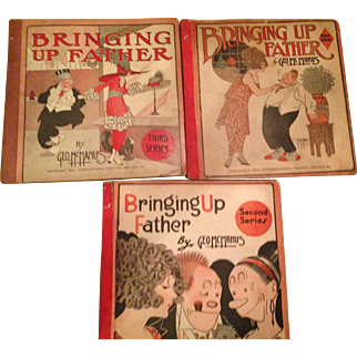 1919 Bringing up Father books