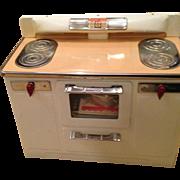 Vintage Minty Little Lady stove