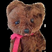 """Charming 6""""  1950's Teddy"""