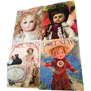 2014 Doll News magazines