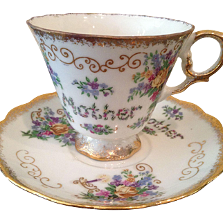 Great teacup for MOTHER