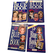 Doll blue books, vols 11, 12, 13 and 14, Foulke
