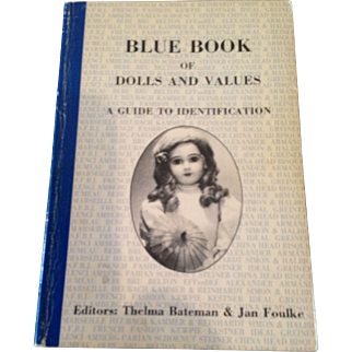 Very first blue book of doll values, Foulke