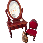 Lovely Dressing  Table , chair & accessories