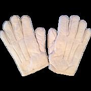 Lovely doll or baby gloves