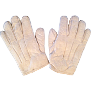 Lovely doll or baby gloves