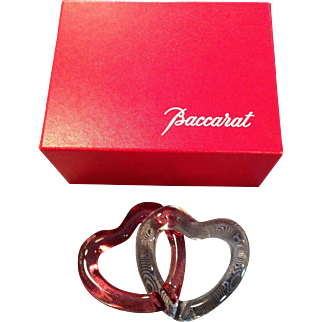 MIB 2 Baccarat hearts forever entwined