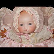 Armand Marseilles German Doll Puppet Bisque Kiddie Joy
