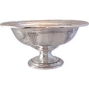 Sterling Silver Towle Seville Centerpiece Compote Bowl