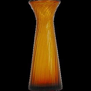 19th Century Bulb Vase