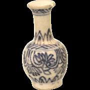 17th Century Miniature Dolls House Vase