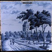 Delft Plaque