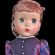 Madam Alexander Hard Plastic Jo from Little Women Series - Red Tag Sale Item