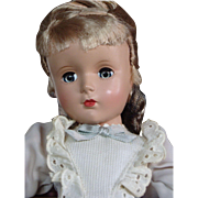 Madame Alexander Hard Plastic Meg from Little Women Series - Red Tag Sale Item