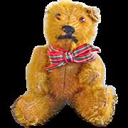 Vintage Miniature Mohair Bear