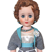 "20"" American Character Sweet Sue Sophisticate Wearing Her Town & Country Outfit"