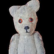 """Miniature Jointed """"No-No"""" Bear"""