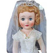 "American Character 24"" Toni Bride Doll"