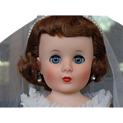"20"" American Character Sweet Sue Sophisticate Bride Doll"