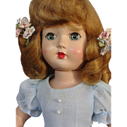 Effanbee Hard Plastic Honey Walker Doll
