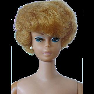 Blond Bubble Cut Barbie