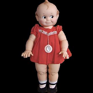 26 Inch All Original Cameo Kewpie Doll
